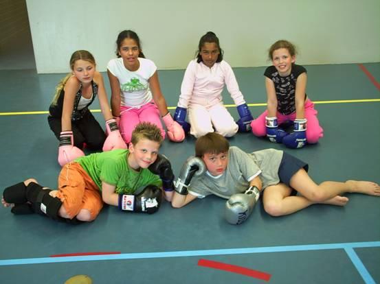 Kids Nesselande 2007