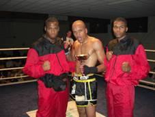 Utley, Genley en David Nov. 2007